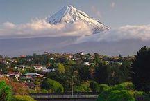 Nowa Zelandia / jest to podobno jedno z najpiękniejszych miejsc na Ziemi, istny raj!... Widocznie tak musi być, że od raju dzieli mnie tyle tysięcy kilometrów - a piekło bez trudu znajdzie się tuż-tuż... :)