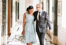 City Hall / Alternative Inspiration: Non-Traditional Wedding Style.