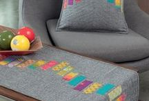Table Runners / A selection of our lovely table runners to really set off your table.