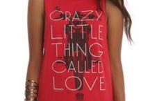 Women's Licensed Apparel Retail Designs / My women's apparel designs found in retail and online stores.