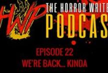 The Horror Writers Podcast / Welcome to The Horror Writers Podcast. Join J. Thorn and Richard Brown as they discuss writing and publishing horror using strategies that work for all genres. A new podcast is posted every Monday.  http://thehorrorwriterspodcast.com/