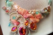 Bead Embroidery / Bead Embroidery projects - jewelry and other amazing beadwork!