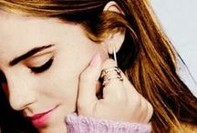 Emma Watson / My idol, everything, reason to breathe, reason to study, reason to be smart and honest, dream, reason to believe in my dreams-Emma Watson.