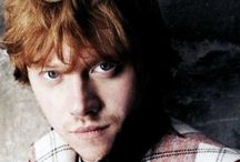 Rupert Grint / My soldier, king, reason to laugh and reason to eat sweets-Rupert Grint.