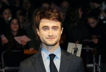 Daniel Radcliffe / My reason to believe in magic, reason to smile and sporting-Daniel Radcliffe.