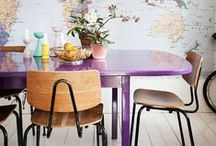 Kitchen tables / Great ideas for doing up your table