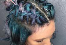 cool hair !!! / ♂️♂️♂️