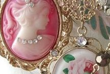 Brocante, Pink &  Shabby Shic