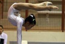 Gymnastics was my Sport