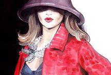 Fashion illustrashion