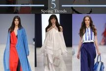 Spring 2016 Trends / Stunning trends of coming Spring
