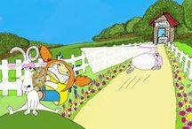 Children's Picture Books / Stuff about children's picture books
