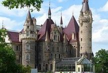 Castles/Chuches/Cathedrals / Follow my Board  :)  :) / by Mike Kloos