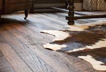 Reclaimed Wood Floors / Rustic, reclaimed, and antique wood flooring. Reclaimed and remilled with great care. 100% custom flooring by #wholeloglumber.