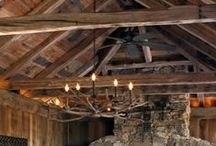 Reclaimed Beams & Timbers / 100yrs ago, logs were handhewn from ancient hardwoods—Incredibly tight grained and strong. Today, from salvage, we reclaim and rem ill them. Reclaimed wood beams & timbers by #wholeloglumber.