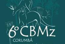 VI Congresso Brasileiro de Mastozoologia, 2012 Jun / Corumbá, MS