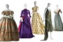 Historical Fashion / A sartorial review of fashion finds.