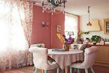 Francouzský styl / Interiéry