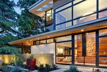 GreenHomes We Admire / Where people are building green, sustainable, beautiful homes… let's honor that.