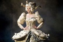 Costume Ideas / This page is dedicated to inspire you on your next doll costume project.  I love costuming!