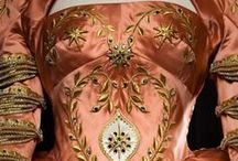 Costume Details / A costume needs those special touches of embellishments