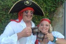 Pirates! / I hope I never meet a real one!