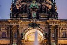 Lugares para visitar / Viaje a Europa