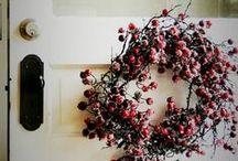 NAVIDAD 2014 / Inspiración para una decoración mágica para #navidad #christmas