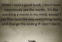 Books I've read...