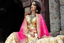 Lehenga Nuptiale / Lehenga nuptiale Choli des femmes en ligne - Découvrez la nouvelle collection de mariage de concepteur de l'arrivée à Andaaz boutique de mode http://www.andaazfashion.fr/womens/lehenga-choli