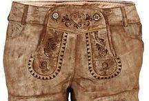 Damen-Lederhosen / Lederhosen für Damen