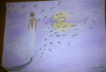 My crafts and drawings...!!!! <3