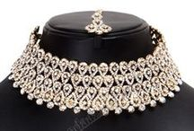 Necklace Set / Buy party wear latest designer Necklace Set online for women at Best price at Andaaz Fashion http://www.andaazfashion.fr/jewellery