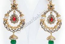 Earrings / http://www.andaazfashion.fr/jewellery/earrings