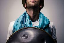 """Marco Selvaggio - The Hang Player / Playing Hang """" Drum """" in The nature"""