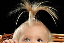 Bébé - Mes cheveux !!!!!