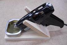 Ragasztó pisztoly  - Hot glue gun