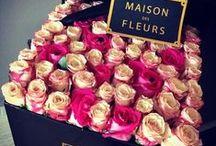 Virág doboz - Flower box