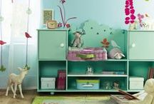 Decor Ideas for Kids room / Gearing up for a spring revamp of your home? Here's our key trend picks in kids home decor for your little one's room that they will absolutely adore for the season ahead!