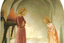 Fra Angelico ( 1395 - 1455 )