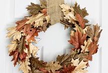 Autumn: A Crisp Autumns Day / Anything and everything that says Autumn to me!