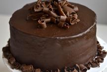 {Decadent Desserts}                                 / When we crave something decadent! / by Annette Kessler