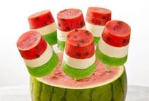 "Summer treats, ""Yum"" /  Yum O Foods / by Annette Kessler"