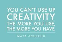 Arts & Craft Ideas / by Joyce S