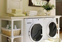 Home: Laundry Rooms & Storage Ideas