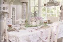 { My Vintage  Kitchen & Dining Room } /  I love Vintage! / by Annette Kessler
