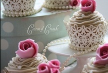 Have your cupcakes and Eat them too... /  Cupcakes can be fun and so pretty!! / by Annette Kessler