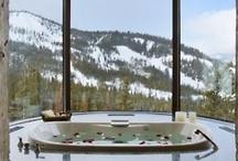 Home: A Relaxing Bath