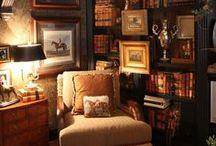 Home: Snug ~ Library