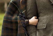 Tartan, Tweed, Wool & Plaid